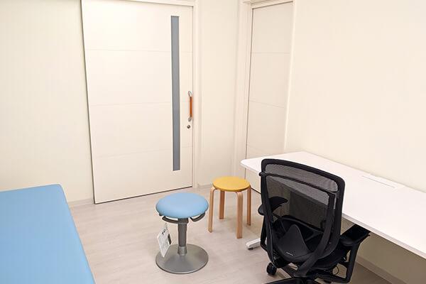 【画像】小児科診察室