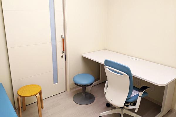 【画像】隔離診察室