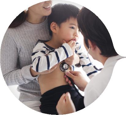 【画像】当院の特徴・小児科から内科へのスムーズな移行